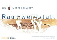 Raumwerkstatt WS 2011/12 - Fachbereich Landschaftsplanung und ...