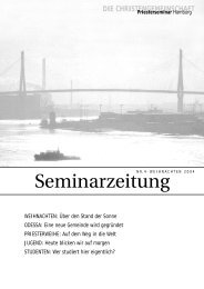 Nr.4 | 2004 - Priesterseminar Hamburg