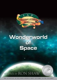Wonderworld of Space - Australian Teacher