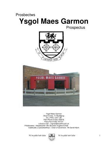 Ysgol Maes Garmon - Eteach