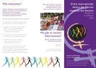 Dritte internationale Aktion der Marche mondiale des femmes ... - Wide