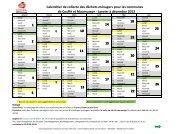 Maumusson Calendrier de collecte des déchets - PDF 219 ko