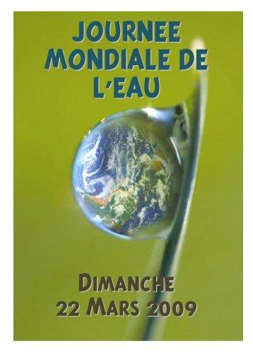 Dossier de presse JME 2009 Espace Naturel Lille Métropole
