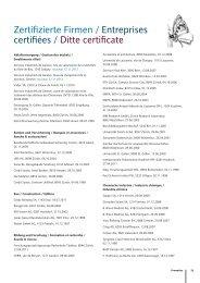 Firmenliste als pdf - Natur & Wirtschaft