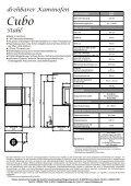 Technische Daten - Mare Solar - Seite 2