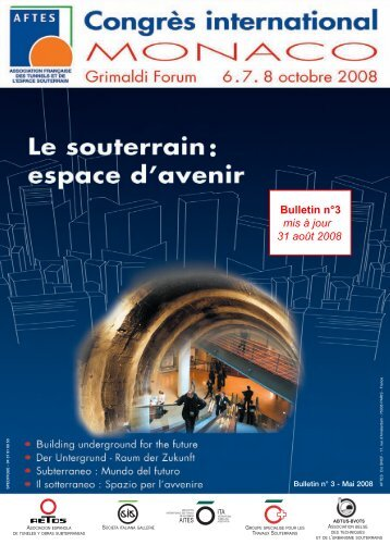 Bulletin fr. 3 - AFTES