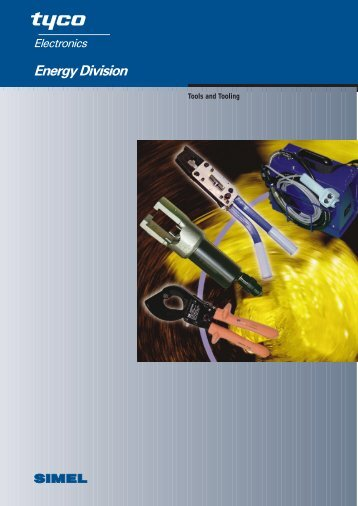 Tools and Tooling
