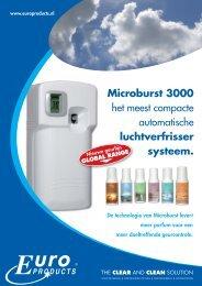 MTS Euro Products Microburst 3000 global range