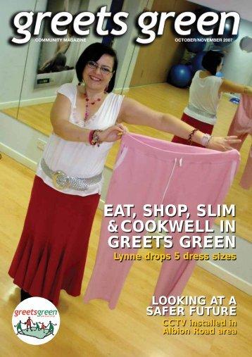 October/November - The Greets Green Partnership Legacy Website