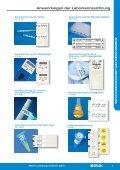 Etikeeten zur Kennzeichnung im Laborbereich - Kennzeichnungen.de - Seite 5