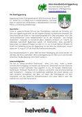Auf geht´s zur U11 HELVETIA Staatsmeisterschaft! - UHC Eggenburg - Page 4