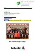 Auf geht´s zur U11 HELVETIA Staatsmeisterschaft! - UHC Eggenburg - Page 5