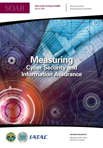 Measuring Cyber Security and Information Assurance: State-of-the ...