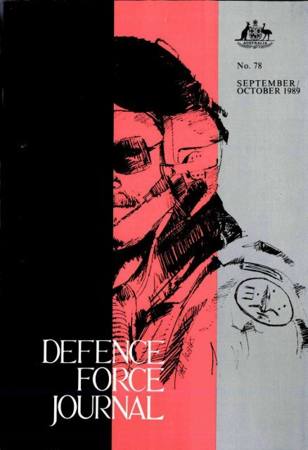 ISSUE 78 : Sep/Oct - 1989 - Australian Defence Force Journal