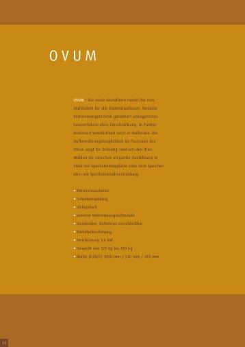 14 OVUM – Die ovale Grundform macht ihn zum Multitalent für alle ...