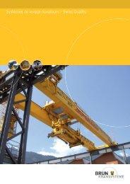 Systèmes de levage novateurs – Swiss Quality. - Brun Mech AG