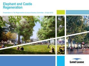 Lend Lease Presentation to Meeting , item 5. PDF 4 MB - Southwark ...