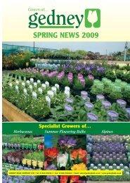 9016 Spring News 2009 - Four Oaks Trade Show