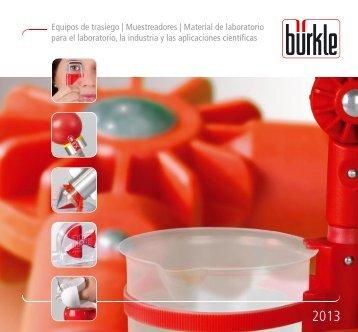 Cátalogo_2013_sin_precios (9,65 Mb) - Bürkle GmbH