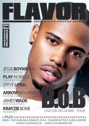 FLAVOR Magazine Ausgabe #40