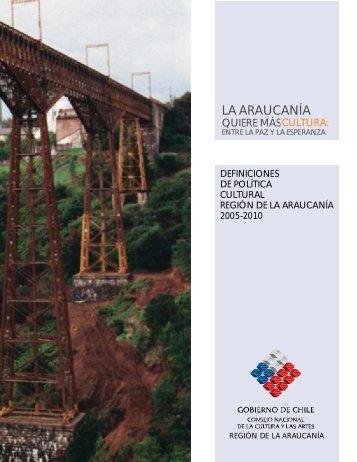politicas R Araucania.fh10 - Consejo Nacional de la Cultura y las Artes