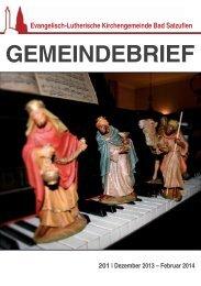 gemeindebrief - Lukisa.de