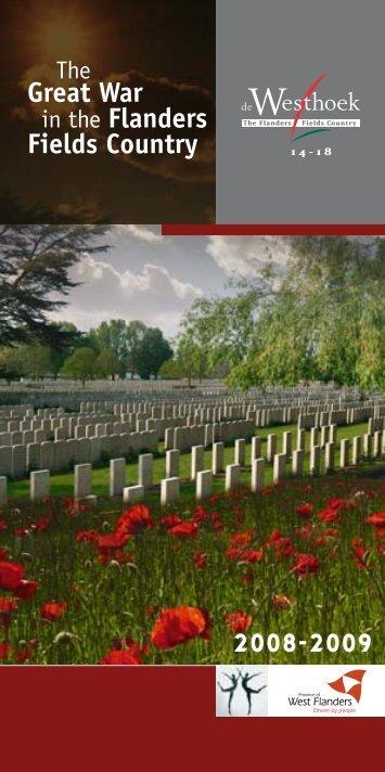Great War in the Flanders Fields Country - Seeing Belgium in a week