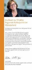 Sept. – Okt. 2013 - Kulturbüro Münsterland - Seite 2