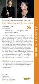 Sept. – Okt. 2013 - Kulturbüro Münsterland - Seite 7