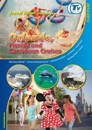 Florida and Caribbean Cruises - Travel Vision