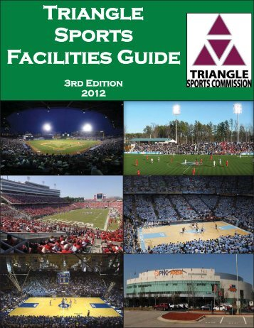Triangle Sports Facilities Guide - Triangle Sports Commission