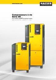 SK 11–15 kW - Kaeser Kompressoren