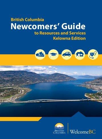 Kelowna - WelcomeBC