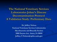 Interim Report on Laboratory Protocol Survey Report