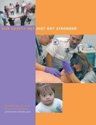 2005 Community Report - Brandywine Health Foundation