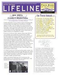 Lifeline Winter 2007 - Blacktie Colorado