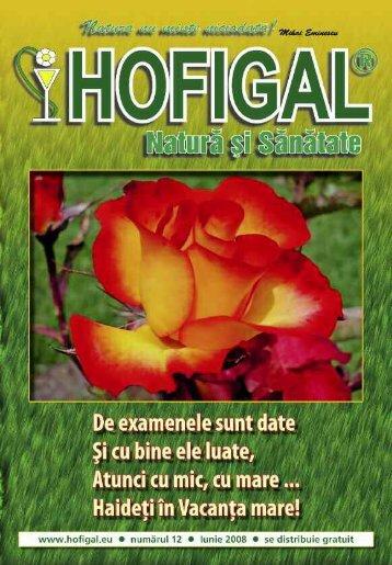 Descarca revista - Hofigal