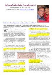Info- und Gebetsbrief Dez 2013.pdf - Helmut Blatt