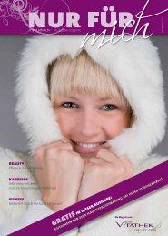 myvitathek.tv Ausgabe 02/2010 Pflege rund um's Auge Interview mit ...