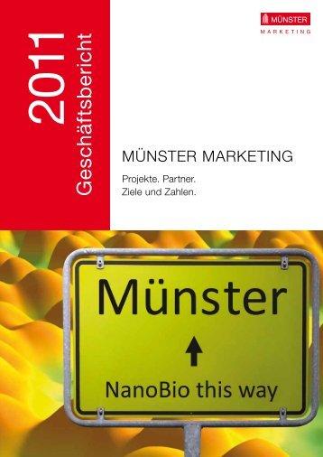 Geschäftsbericht 2011 - Stadt Münster