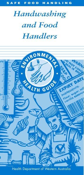 EH63 Handwashing and Food Handlers