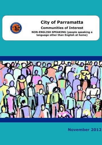 Non English Speaking - Parramatta City Council