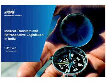 and 'transfer' - Foundation for International Taxation