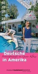 Germans Deutsche in Amerika Deutsche in ... - Museum Huelsmann