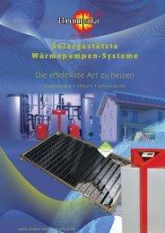 Wärmepumpen-Prospekt