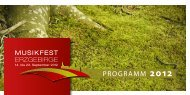 Musikfest Erzgebirge 2012 (pdf)