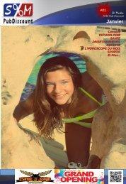 SxMPubDiscount Magazine Janvier 2015
