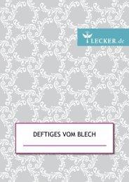 DEFTIGES VOM BLECH - Wahre-Geschichten.de