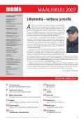 Globaali kilpailutoi merkittävän päänavauksen Etelä ... - Manialehti.fi - Page 3
