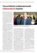 Globaali kilpailutoi merkittävän päänavauksen Etelä ... - Manialehti.fi - Page 7